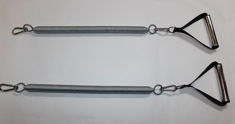 Stainless Steel Handles With Arm Springs