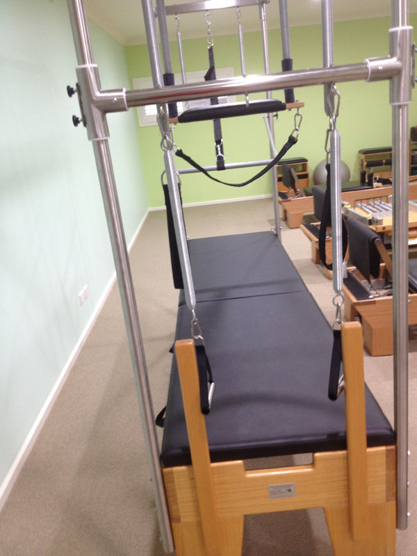 Reformer Trapeze Table Combination